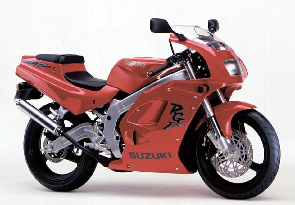 Suzuki RG 200 Gamma technical specifications